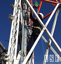 Curso de seguridad para trabajos en altura